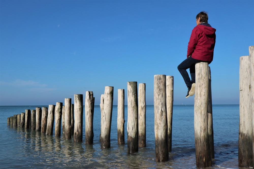 Portrait photographe dans la Manche